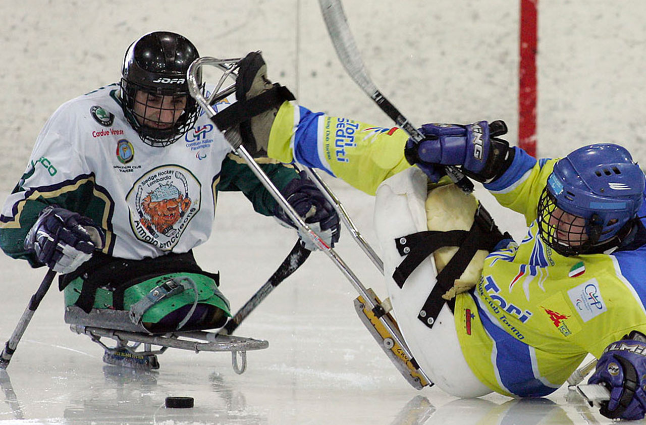 Sport Sledge Hockey 01